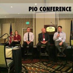 PIO conference